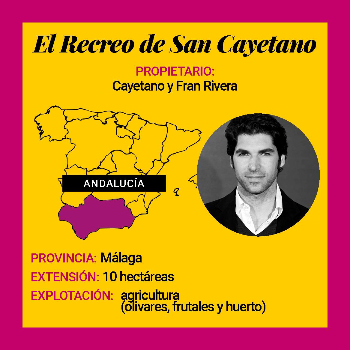 Cayetano Rivera-Finca