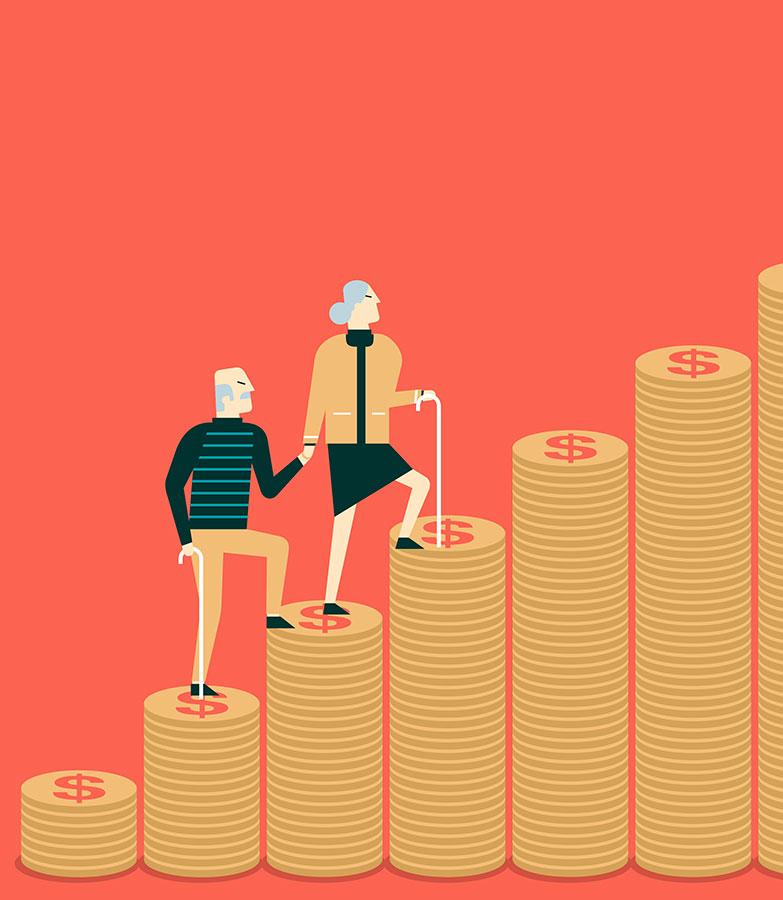 ¿Pensiones más bajas en el futuro? Qué deben hacer empresas y empleados