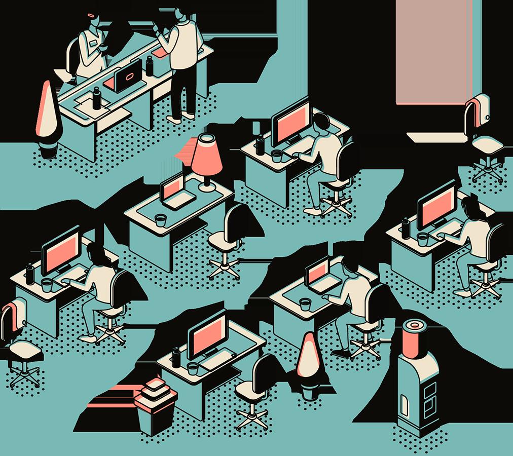 Las cuatro tecnologías que están cambiando la gestión de activos