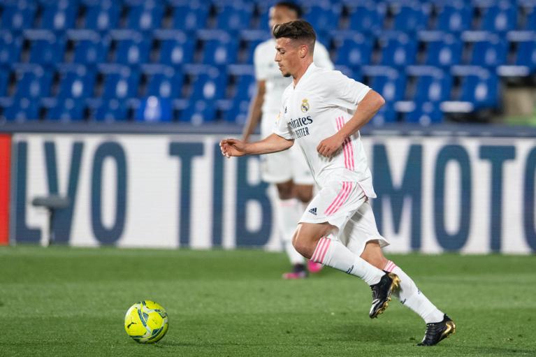 Antonio Blanco (Real Madrid CF)