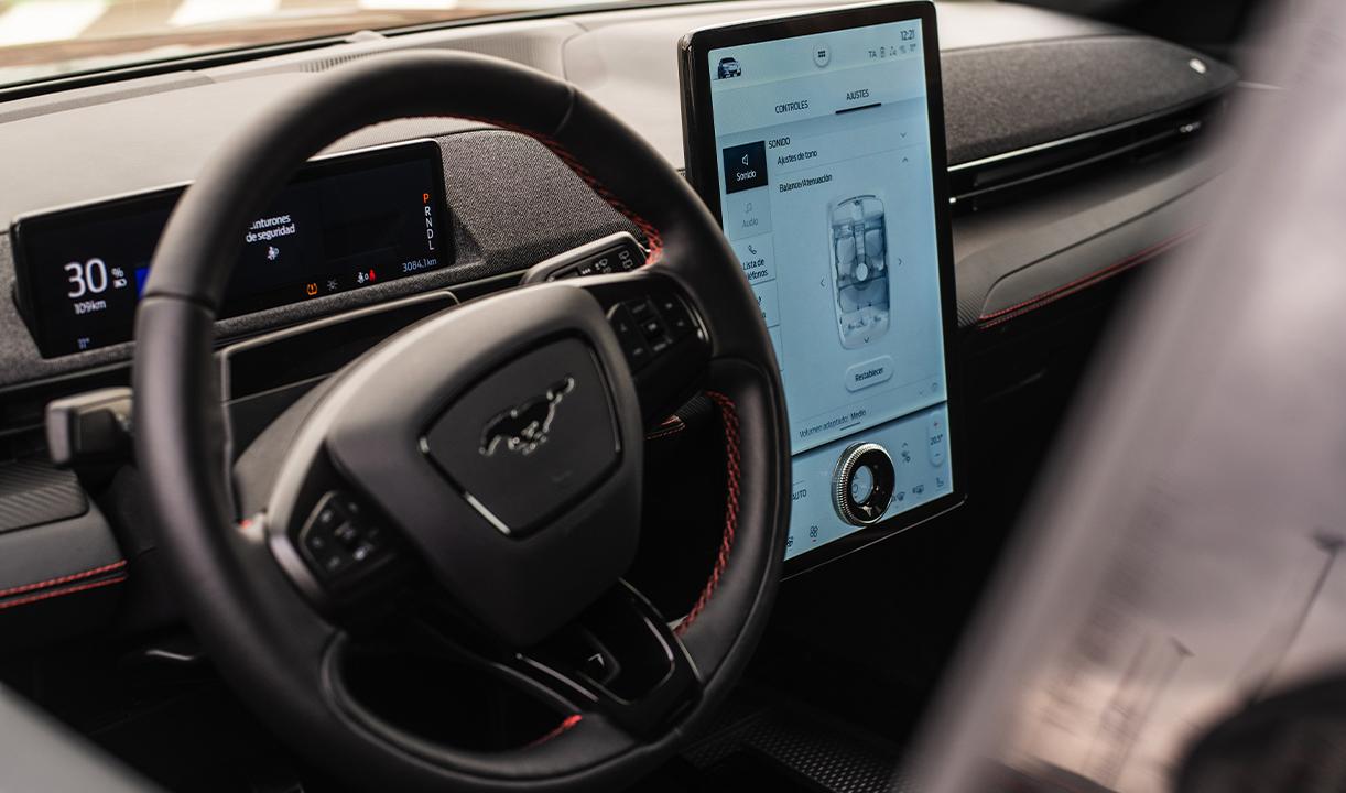 Imagen de la galería del Ford Mustang Mach-E