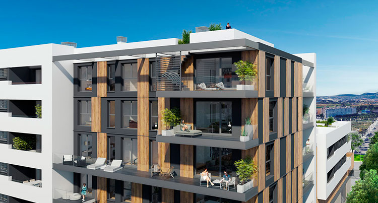 Dise o de dise o y eficientes as son las nuevas casas for Radiadores 7 islas