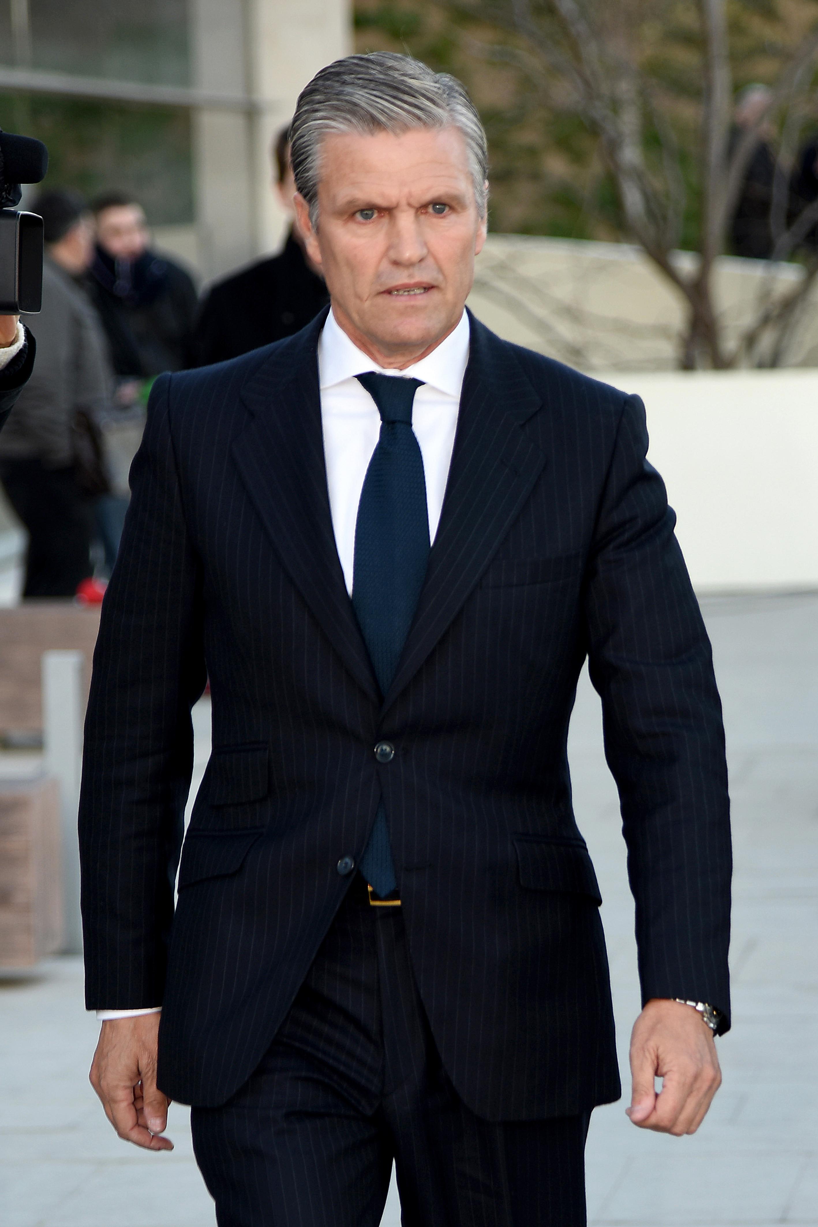 Juan Antonio Ruiz Espartaco, en una imagen de archivo (Gtres)