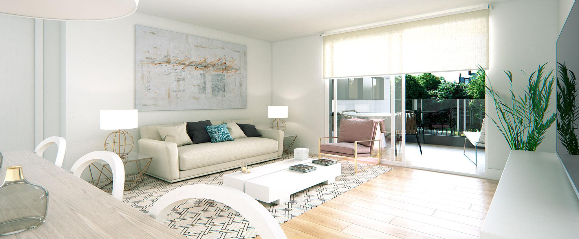 Obra nueva en AEDAS Homes