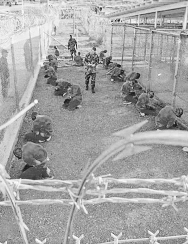 Cierre de la prisión de Guantánamo