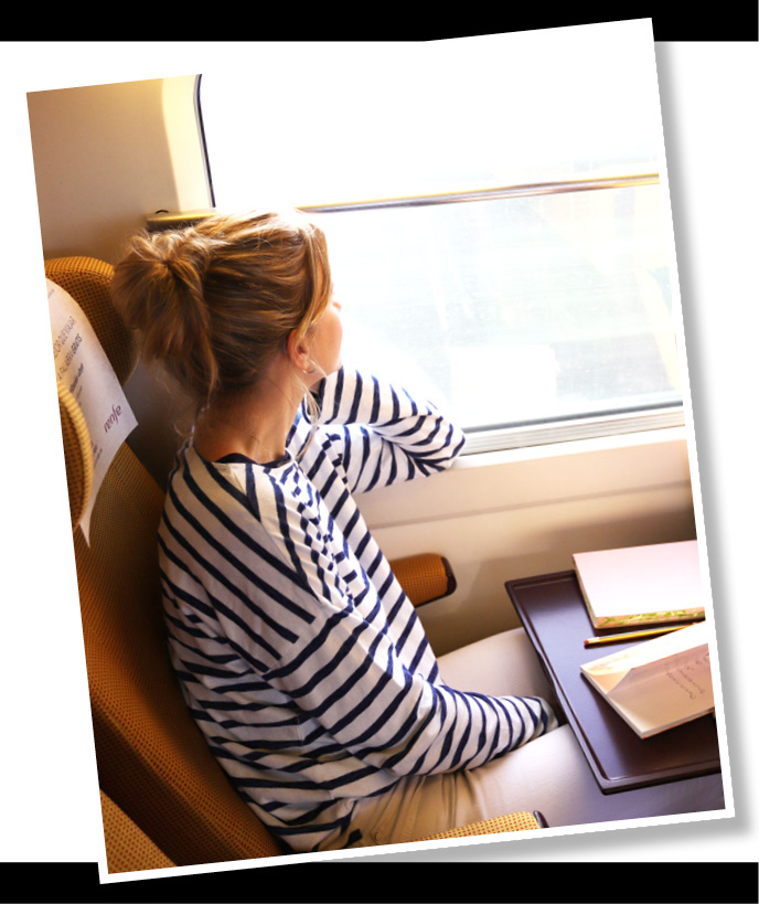 Madrid-Alicante, en tren. (IMB)