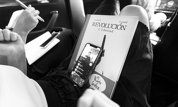 Portada del libro La revolución liberal