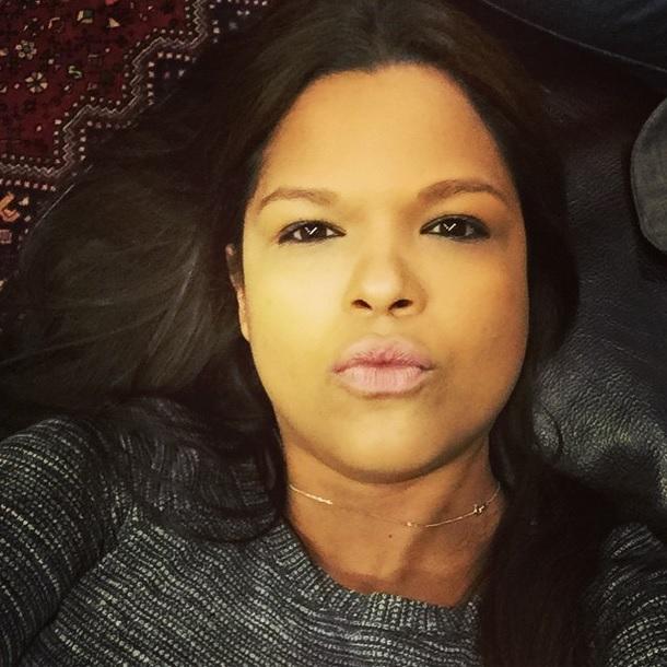 María Gabriela Chávez (Instagram)