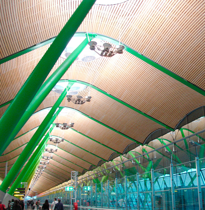 Viajeros en nuestros aeropuertos