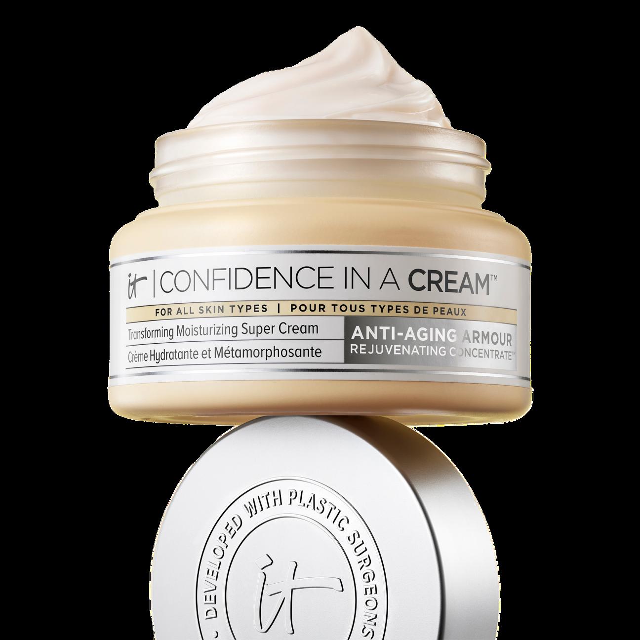 Probamos y demostramos, el antienvejecimiento se trata con esta crema