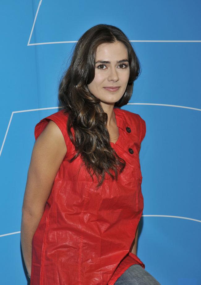La actriz Anna Allen en una imagen de Telecinco