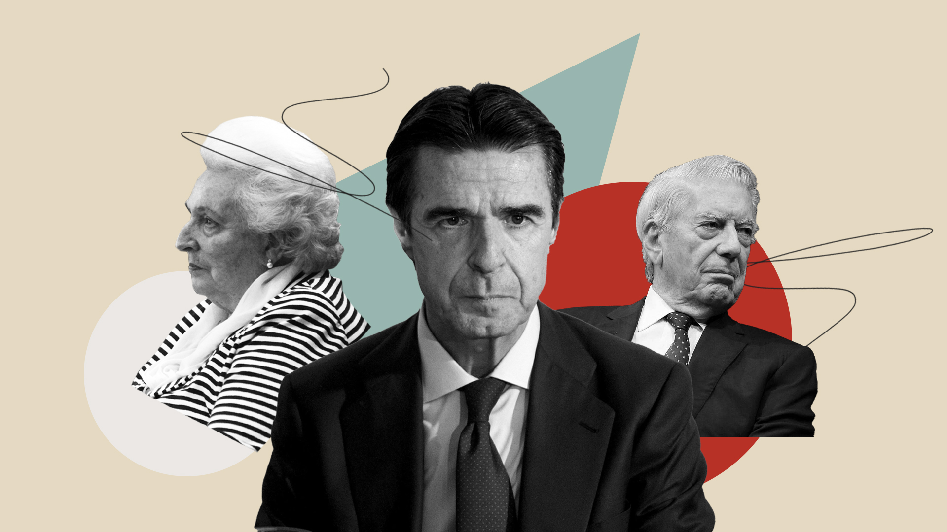 Ilustración sobre los Papeles de Panamá
