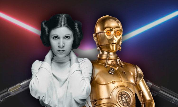 40 años del universo Star Wars