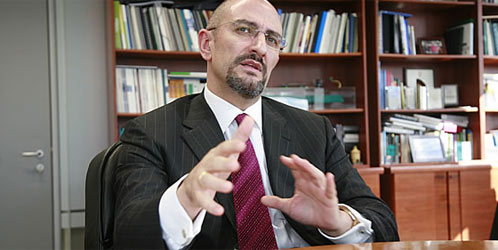 El ex consejero delegado de Mercapital, Javier Loizaga.