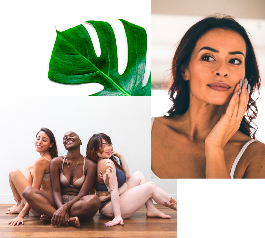 Montaje crema antienvejecimiento de IT Cosmetics
