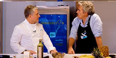 Cocinando la innovación con Iñaki Ereño, consejero delegado de Sanitas