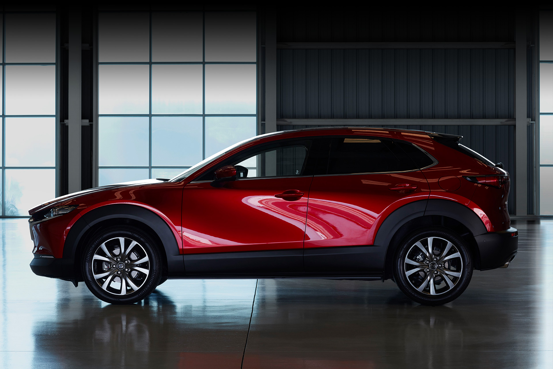coche Mazda