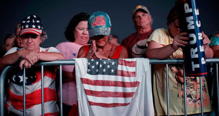 ¿Qué le está pasando al Partido Republicano, el Viejo Gran Partido?