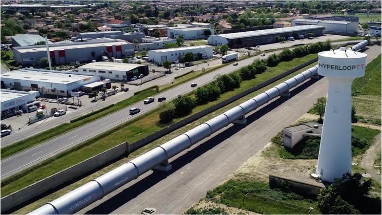 Proyecto de Hyperloop