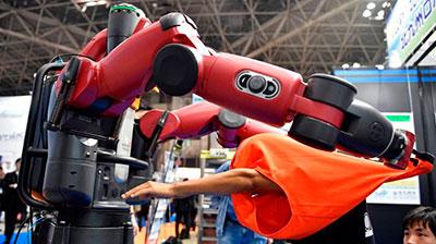 La industria ya emplea un ejército de 35.000 robots