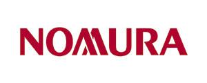 Logo de Nomura