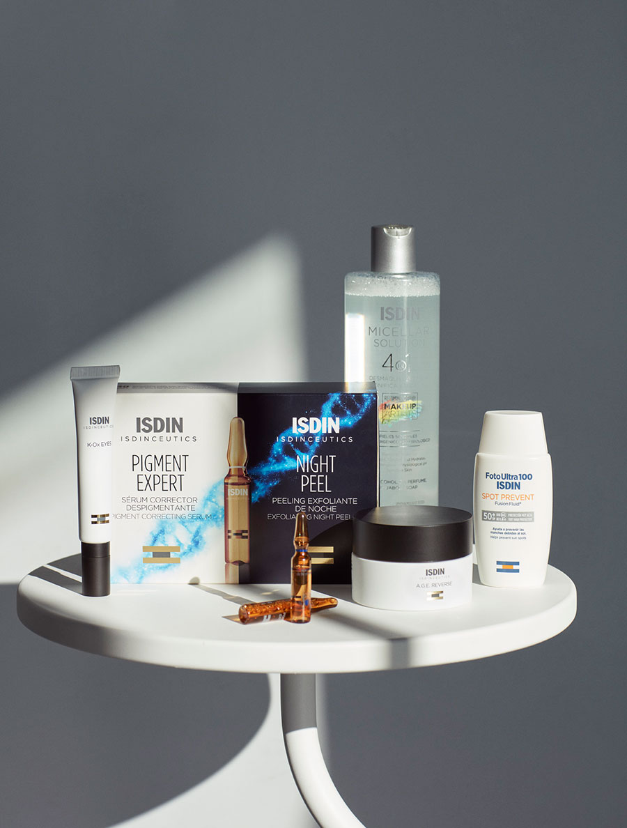Productos de ISDIN