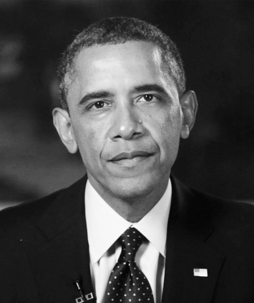 Obama: 8 años de cara al mundo