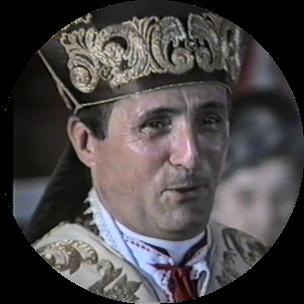 Muere el Papa Gregorio XVII (Clemente) a los 59 años y le sucede su mano derecha, Manuel Alonso, que se convierte en Pedro II