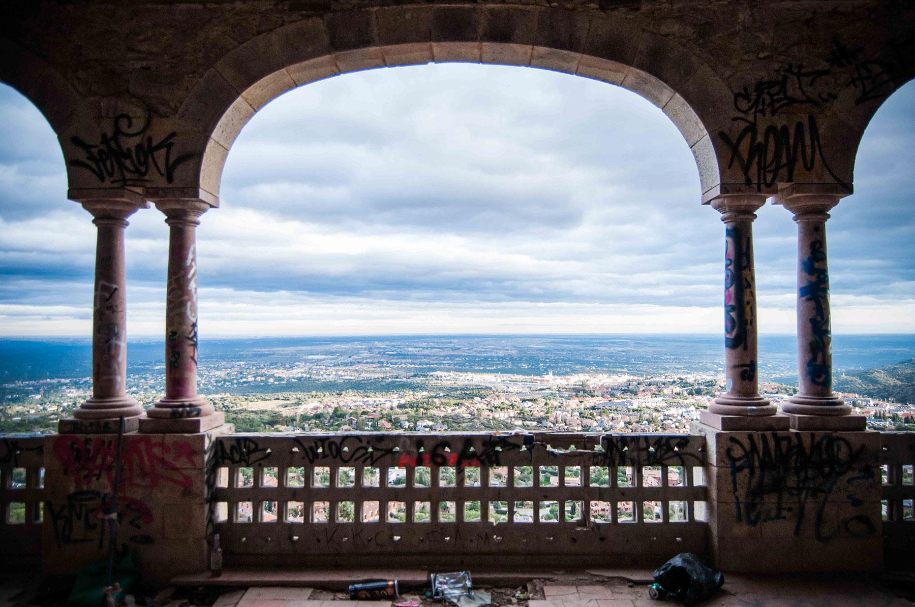 Vistas desde el Canto del Pico