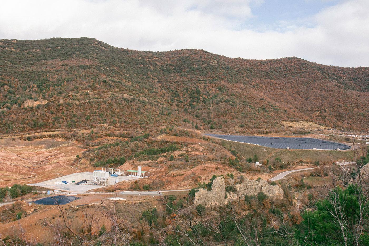 El vertedero de Bailín es el mayor basurero de lindano de Europa y Asia Central