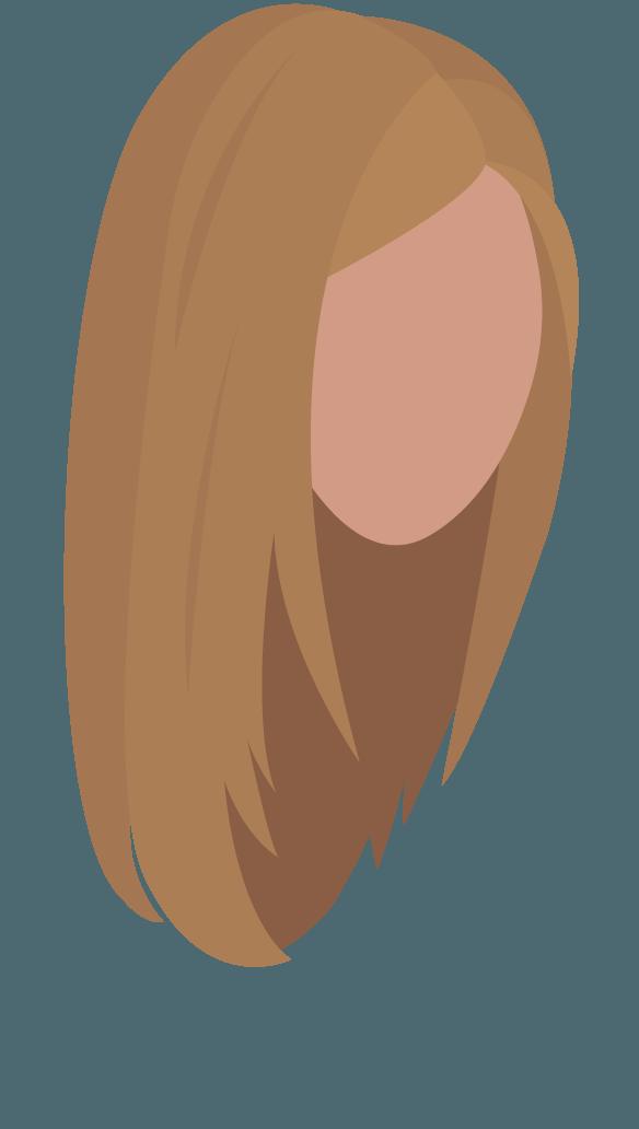 Peinado temporada 1 y 2
