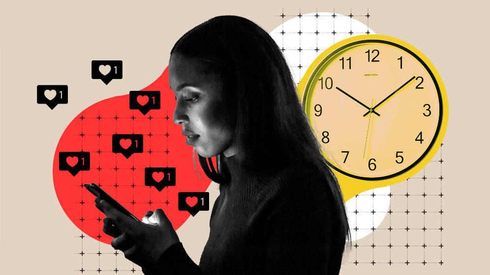 Ilustración sobre la digitalización en 2021