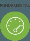 El indicador Fundamental muestra la perspectiva a largo plazo, basado en criterios fundamentales. Esto no supone una recomendación personalizada en ningún caso