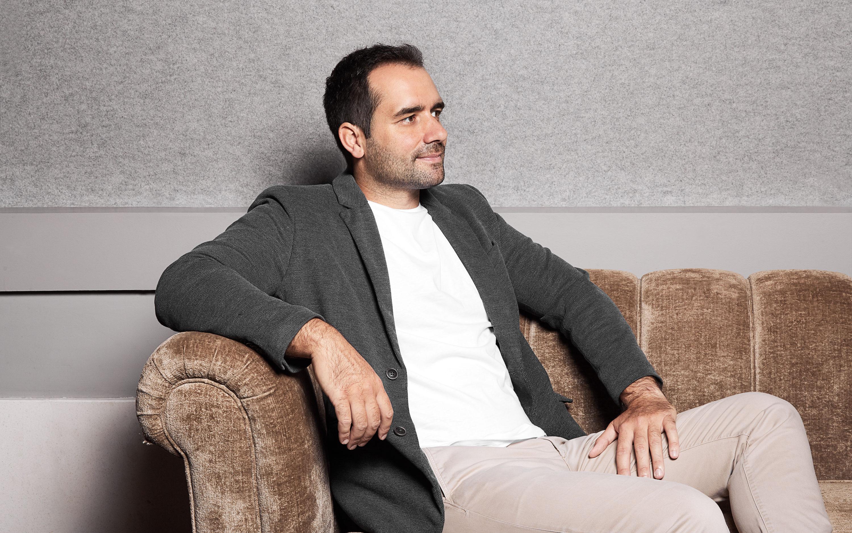 Álvaro Vázquez. (Foto: Olga Moreno)