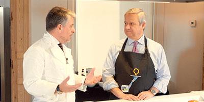 Cocinando la innovación con Javier Cuesta, presidente de Correos