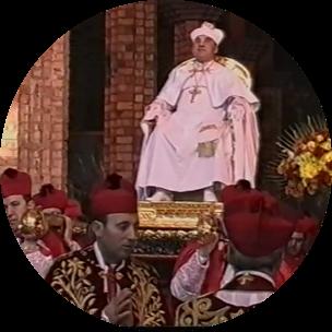 Clemente dijo que se le aparecieron Jesucristo, la Virgen, y Pablo VI (que acababa de fallecer), para anunciarle que ahora él era el papa. Se autoproclamó como Gregorio XVII