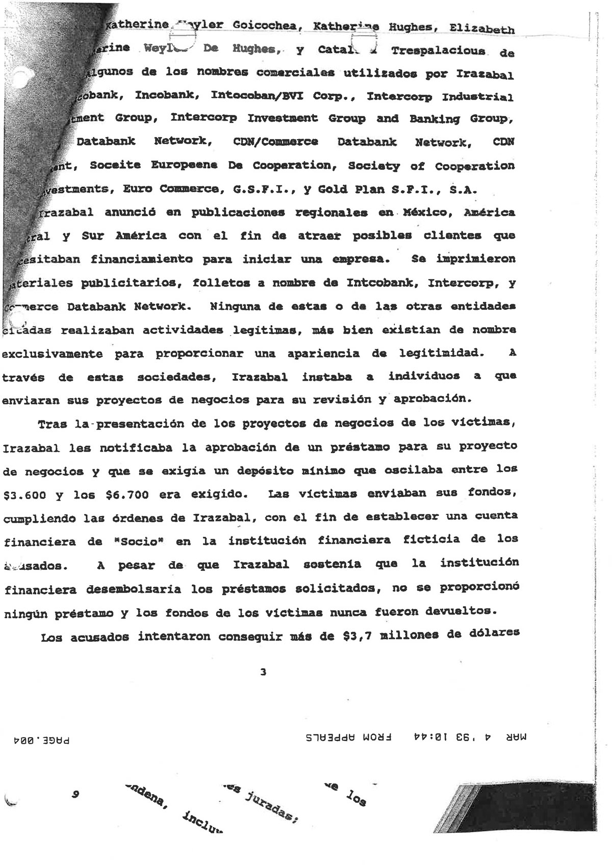 Caso España - página 2