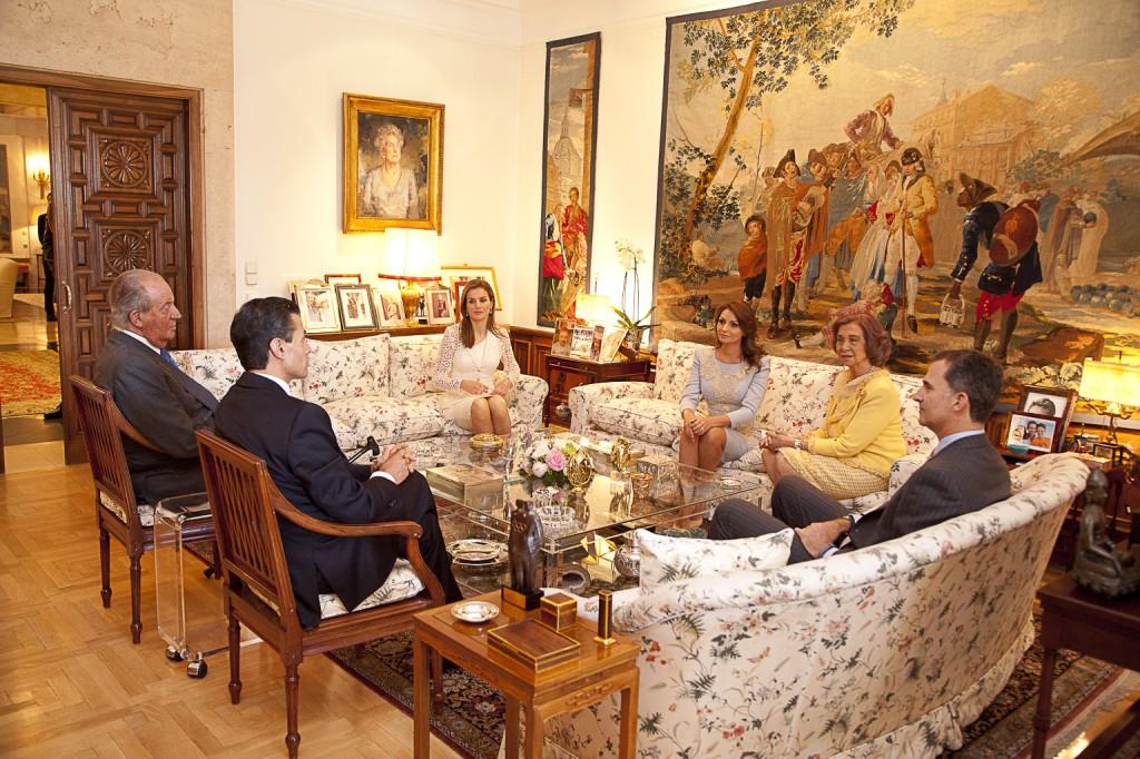 El área B de la sala. (Gobierno de México)