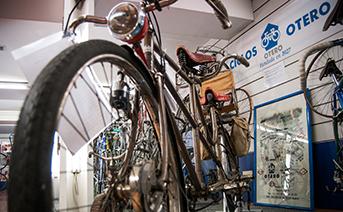 Otero, la tienda de barrio que ganó la Vuelta a España