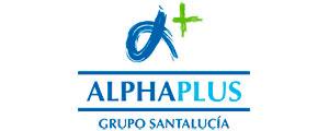 Logo de Alphaplus