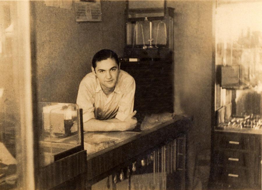 Carlos Chocrón, fundador de la firma