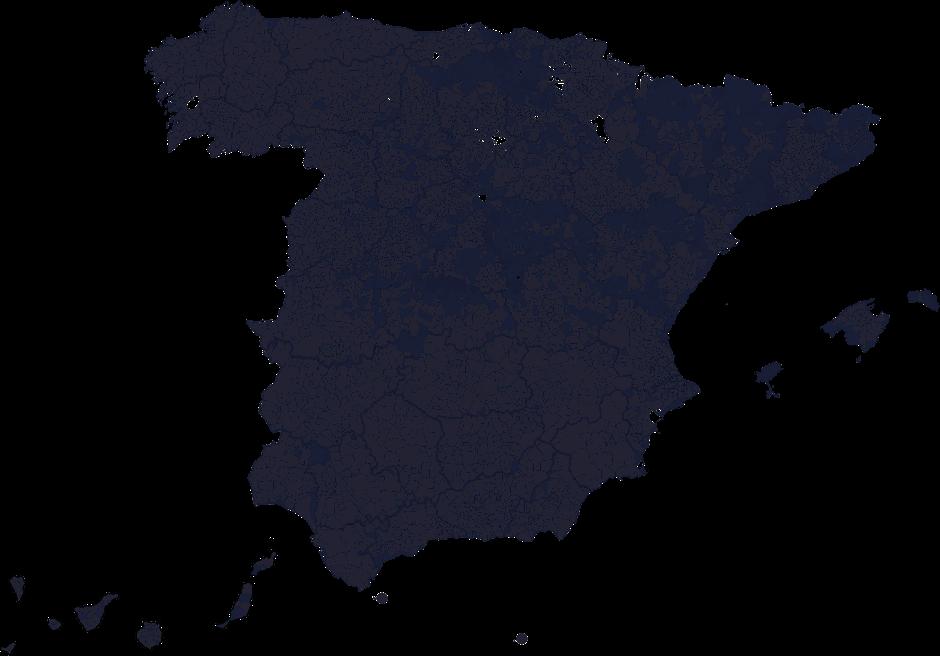 Porcentaje de vecinos que han nacido en otra provincia o comunidad