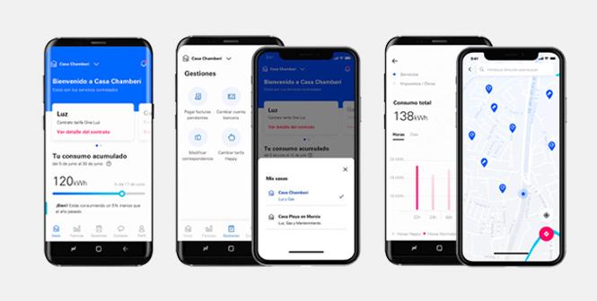 Captura de la app de Endesa para ayudarte a optimizar el gasto