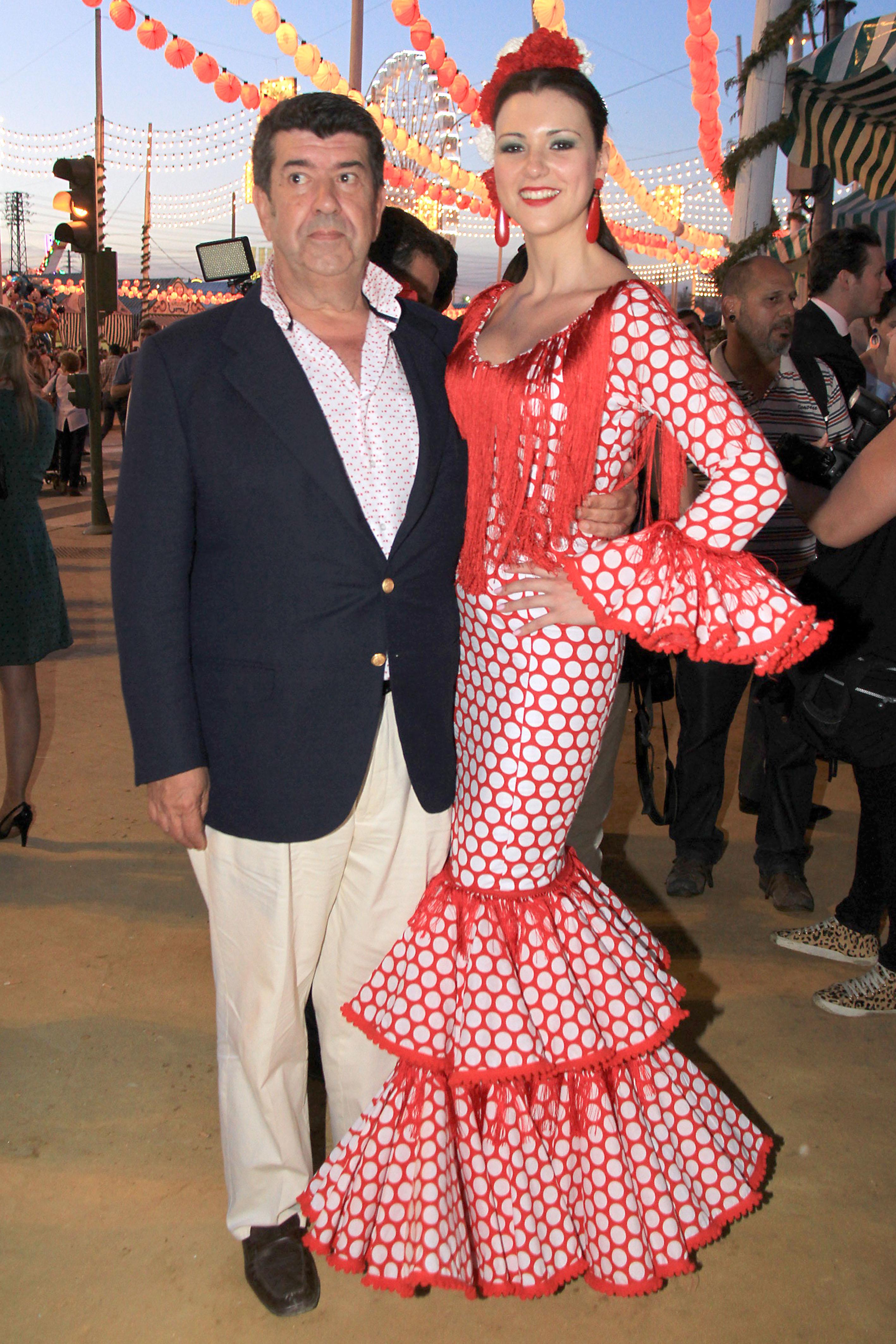 José María Gil Silgado y María Jesús Ruiz (Gtres)