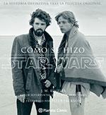 Portada del libro 'Cómo se hizo Star Wars'