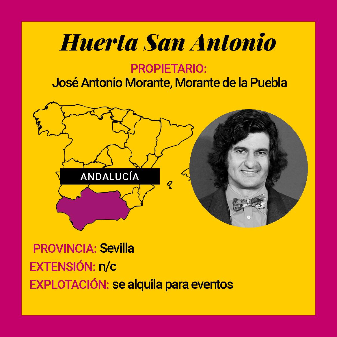 Morante de la Puebla-Finca
