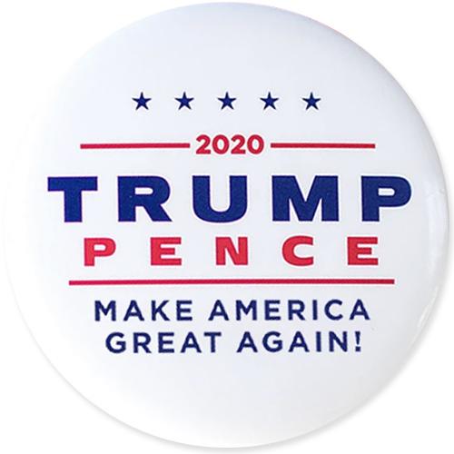 Chapa de Campaña Donald Trump