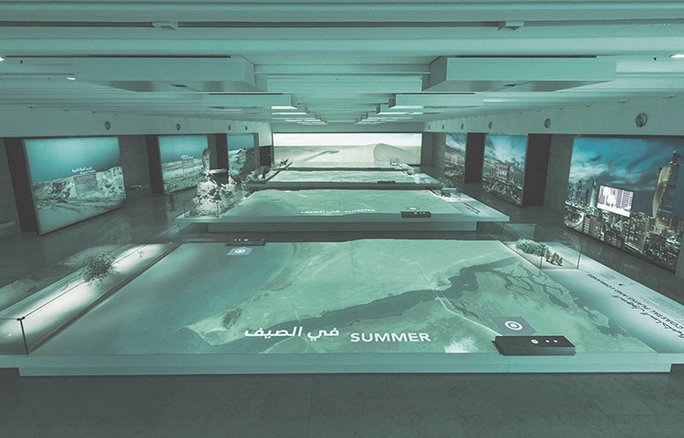 Museos Remembrance y Habitat en Kuwait