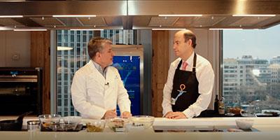 Cocinando la innovación con José Manuel Inchausti, CEO de Mapfre
