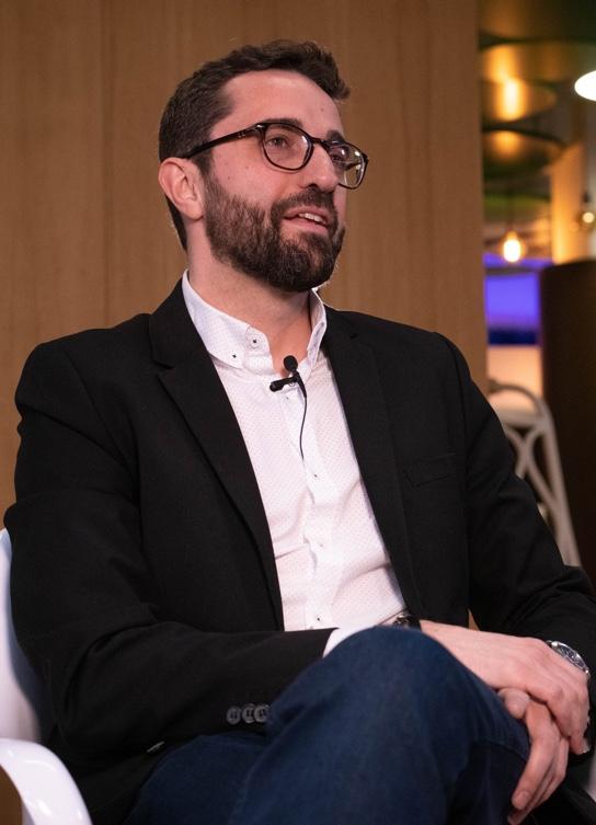 Carlos L. Guardiola, CIO de Sngular